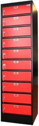 Filex Laptop Locker, voor 10 laptops
