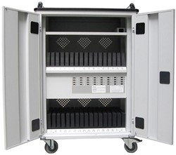 Filex Tablet Trolley, voor 32 tablets