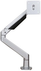 Devon Monitorarm zilver tot 10 kg verstelbaar