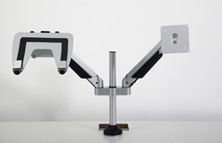 Devon combi Monitor en Notebook arm.