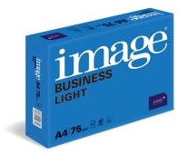 KOPIEERPAPIER BUSINESS LIGHT A4 75GR WIT 500VEL