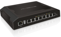 Ubiquiti ToughSwitch PRO - 8x Gigabit POE 24/48V