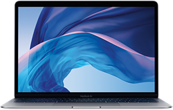 Apple 13-inch MacBook Air: 1,6-GHz dual-core Intel Core i5-processor, 128 GB - Space Gray