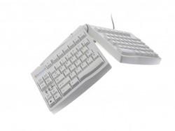 Goldtouch Adjustable White USB/PS2 (DE) 1 STUK