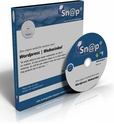 SN@P CURSUS WORDPRESS MET WEBSHOP
