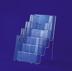 4-VAKS TAFELSTANDAARD UNIVERSUM (4 X DIN A5)