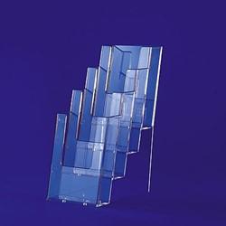 4-VAKS TAFELSTANDAARD UNIVERSUM (4 X DIN 1/3 A4)