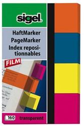 INDEXERINGSSTROOKJES FILM 80X50 4-KLEURIG 160 VEL