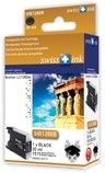 INKTCARTRIDGE SWISS INK LC-1280 ZWART