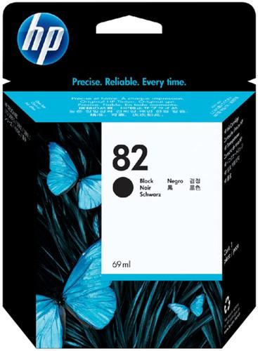 INKCARTRIDGE HP 82 CH565A HC ZWART 1 Stuk