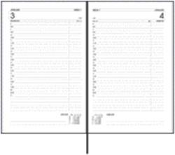 AGENDA 2018 RYAM EFFICIENCY KORT 1DAG/1PAGINA ZWART 1 STUK