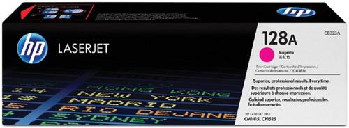 TONERCARTRIDGE HP 128A CE323A 1.3K ROOD 1 Stuk