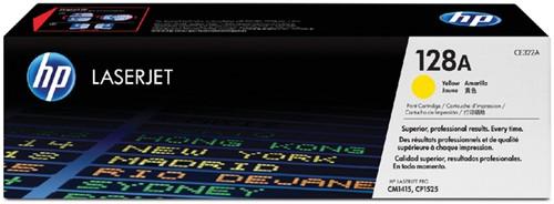 TONERCARTRIDGE HP 128A CE322A 1.3K GEEL 1 Stuk