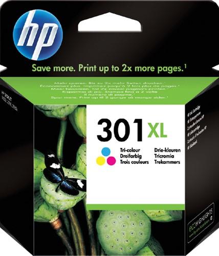 INKCARTRIDGE HP 301XL CH564EE HC KL 1 Stuk