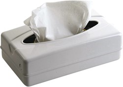 DISPENSER PRIMESOURCE FACIAL TISSUE WIT 1 STUK