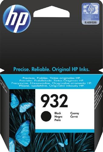 INKCARTRIDGE HP 932 CN057AE ZWART 1 Stuk