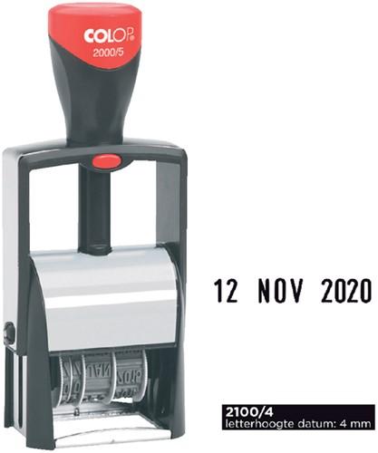 DATUMSTEMPEL COLOP 2100 CLASSIC 4MM KUSSEN ZWART 1 Stuk
