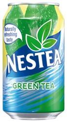 FRISDRANK NESTEA GREEN TEA 0.33L BLIKJE 33 CL