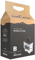 INKCARTRIDGE WECARE BRO LC-900 ZWART 1 STUK