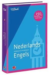 WOORDENBOEK VAN DALE MIDDELGROOT NEDERLANDS-ENGELS 1 STUK