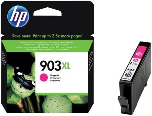 INKCARTRIDGE HP 903XL T6M07AE HC ROOD 1 Stuk