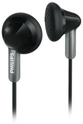 HEADSET PHILIPS E3010 IN EAR ZWART 1 STUK