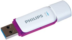 USB-STICK PHILIPS SNOW KEY TYPE 64GB 3.0 PAARS 1 STUK