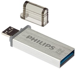 USB-STICK PHILIPS MICRO KEY MONO 32GB 3.0 1 STUK