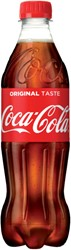 FRISDRANK COCA COLA REGULAR PETFLES 0.50L 50 CL