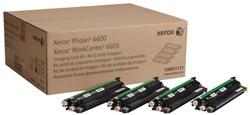 DRUM XEROX 108R01121 60K ZWART + 3 KLEUREN 4 STUK