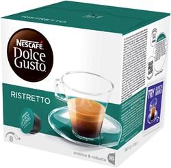 DOLCE GUSTO ESPRESSO RISTRETTO 16 CUPS 16 CUP