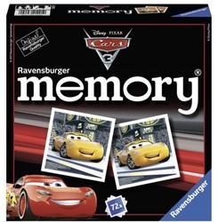 SPEL RAVENSBURGER MEMORY CARS 3 1 STUK