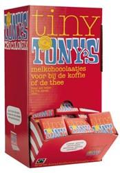 TONY'S CHOCOLONELY NAPOLITAINS MELK 700GR 140 STUK