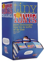 TONY'S CHOCOLONELY NAPOLITAINS PUUR 700GR 140 STUK