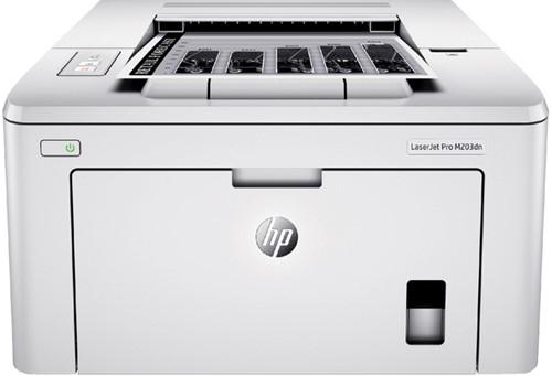 LASERPRINTER HP LASERJET PRO M203DN 1 Stuk
