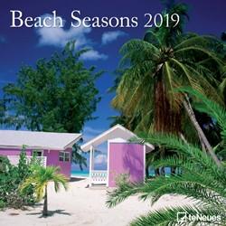 KALENDER 2019 TENEUES BEACH SEASONS 30X30CM 1 STUK