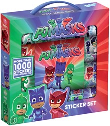 STICKERSET TOTUM PJ MASKS 1 STUK