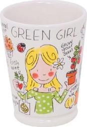 BLOND MOK GREEN GIRL 1 STUK