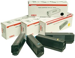 Oki supplies