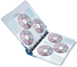 Cd/dvd ringbanden