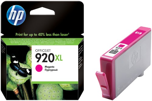 INKCARTRIDGE HP 920XL CD973AE HC ROOD 1 Stuk