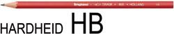 POTLOOD BRUYNZEEL 0405K HB 1 STUK