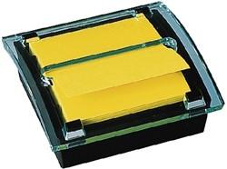MEMOBLOKDISPENSER 3M POST-IT Z-NOTE C2014 ZWART/TR 1 STUK