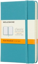 NOTEBOOK LARGE REEF BLUE SOFTCOVER RULED
