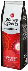 DOUWE EGBERTS CAPPUCCINO TOPPING 1KG