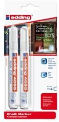 Krijtstiften en markers