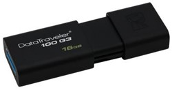 KINGSTON DATATRAVELER DT100 16GB